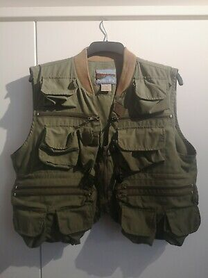 Pacific Fly Fishing Vest M • 5£