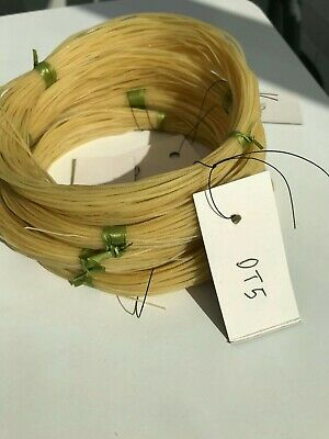 Silk Fly Line DT 5 New • 57£