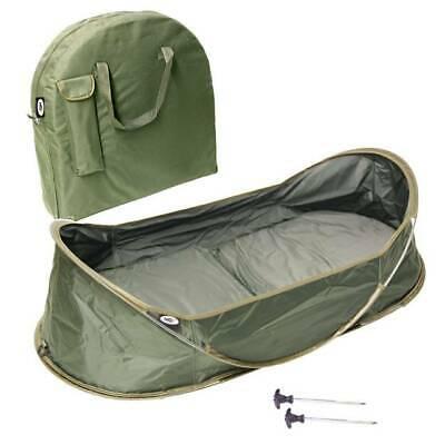 Carp Fishing Cradle Unhooking Mat Pop Up With Carry Case Ngt  • 44.95£