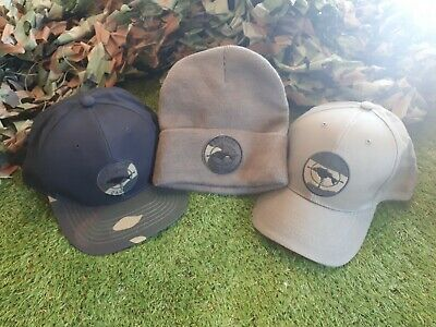 Carp Fishing Hat Combo All 3 HATS FOR £12.99 • 12.99£