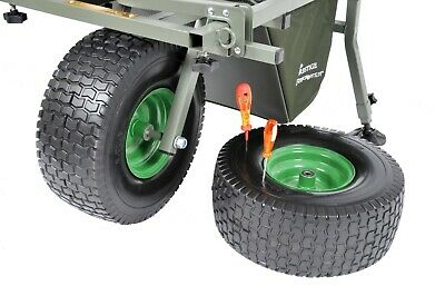 New Prestige Carp Porter 2020 Puncture Proof Fat Boy Wheel • 39.99£