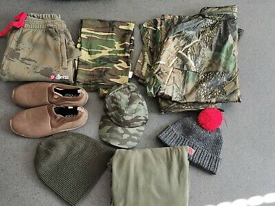 Carp Fishing Clothing Please See Pictures • 17£