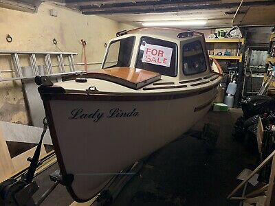 Used Fishing Boat • 5,850£