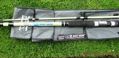 Shakespeare Kayak / Boat / Dinghy  Fishing Rod.  With Original  Rod Bag • 18£