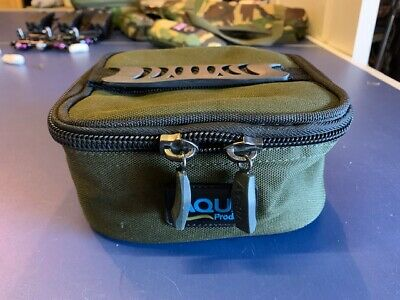 Aqua Products Small Bits Bag Black Series Used Once Rrp £17.99 • 11£