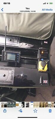 Angling Technics Microcat HD Bait Boat With Blue Sounder And Gps • 1,500£