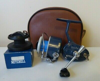 Vintage Mitchell Match 440 A Fishing Reel  • 23.50£