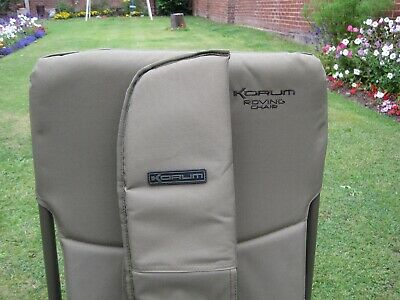 Korum Roving Chair And Rod Bag In Mint Condition • 45£