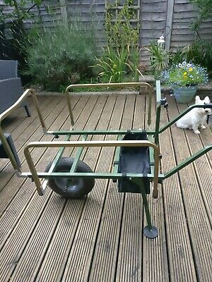 Used Carp Fishing Barrow • 31£