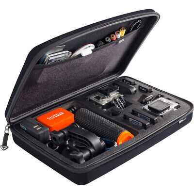 SP Gadgets POV Storage Case Large For Action Camera Cameras & Accessories Black • 35.99£