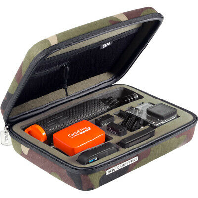 SP Gadgets POV Storage Case Elite Core For Action Cameras Camouflage - Medium • 31.99£
