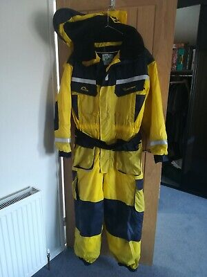 One Piece Floatation Suit. Made By Normark. Measures 50inch (under The Arms). • 50£