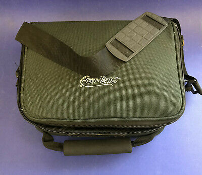 A Good Airflo Fishing Reel Case For 10 Reels + Line Storage • 15£