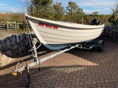 Orkney Strikeliner 16ft With Trailer And 20hp Mercury  • 5,850£