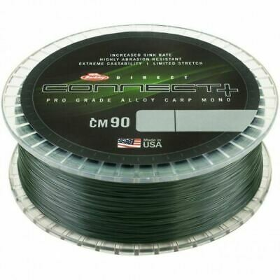Berkley Connect CM90 Weed Green Monofilament Fishing Line *ALL SIZES* BEST PRICE • 19.75£