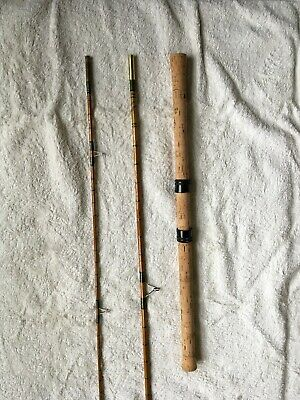 Split Cane Rod For Small Rivers. Re-furbished • 10£