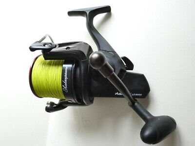 Current Version Shakespeare Agility LC8000 With Braid More Photos In Description • 30£