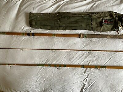 Antique Match Rod, 13' Octopus By Edgar Sealey And Sons Redditch • 0.99£