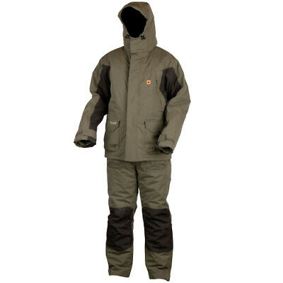 Prologic Thermo Waterproof Fishing Suit Includes Jacket And Bib And Brace • 78.95£