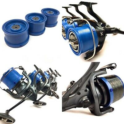 Custom MV Spools For Shimano Ultegra, Power Aero & Aero Technium MgS Reels • 130£