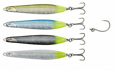 NEW Savage Gear Surf Seeker Metal Jigs/Spoon Lures - All Sizes And Colours! • 5.70£