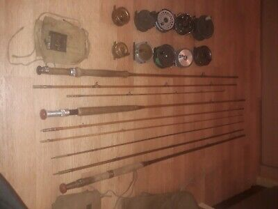Hardy Fly Fishing Rods / Vintage Reels  • 82£