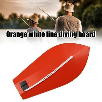 1X Diving Trolling Board For Deep Sea Fishing Strong Boat Line, Kayak A3V0 • 6.09£