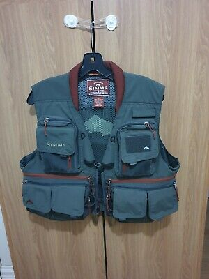 Simms Guide Wading Fly Vest • 110£