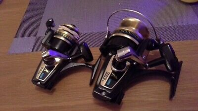 Zebco 5050 And Zebco 5010 Spinning Reels • 45£
