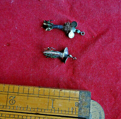 A Small Vintage Unnamed Farlow Magnet Spinner + Similar Tiny Halcyon Lure • 12.99£