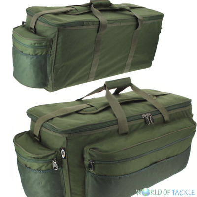 Fishing Carryall Giant Tackle Bag Holdall Extra Large Carp Fishing Mesh NGT • 31.41£