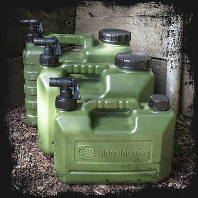 New RidgeMonkey Ridge Monkey Heavy Duty Water Carriers All Sizes Carp Fishing  • 12.98£