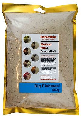 Big Fishmeal Method Mix & Ground Bait For Carp And Coarse Fishing • 6.49£