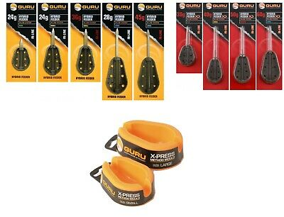 Guru Extra Distance Or Regular Hybrid Or Mould Feeder Fishing Terminal Tackle • 3.75£
