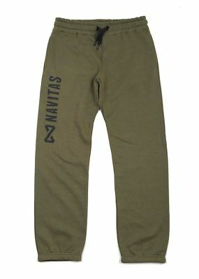 New Navitas Apparel Core Range Joggers Jogga Green - All Size - Carp Fishing • 24.98£