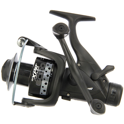 Deluxe NGT Dynamic 6000 10 BB Large Carp Runner Fishing Reels With Free Spool  • 50.53£