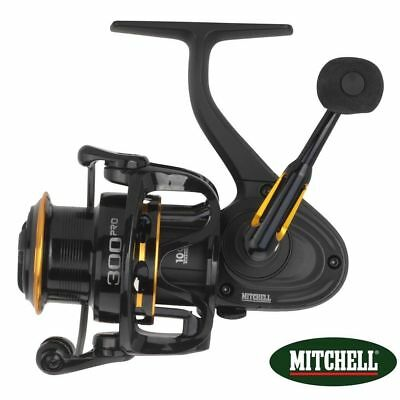 Mitchell 300 Pro Spinning & Bait Casting Carp Game Fishing Reel - 1428057 • 69.99£