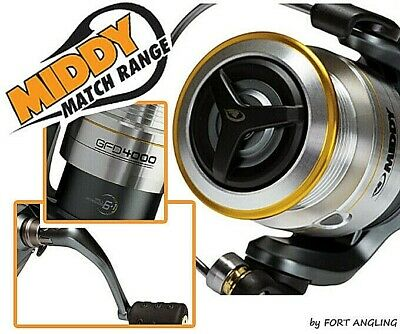 Middy -  Gfd  Reel (all Sizes) • 41.99£
