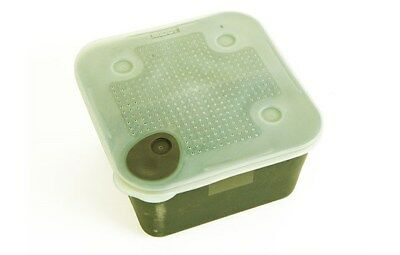 Middy Eazy Seal Bait Box 2.2 3.3 Pint Bait Container Divider Commerial Fishing • 3.99£
