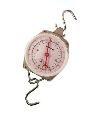 Hanging Weighing Fishing Travel Scales Heavy Duty Metric And Imperial 100kg • 13.99£