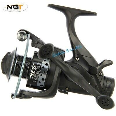 NGT Dynamic 4000 10BB Deluxe Carp Fishing Runner Reel 10BB Twin Handle • 23.95£