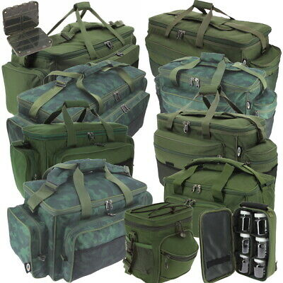 NGT Fishing Carryall Bag Holdall Carp Brewbag For Bait Tackle Bags Large + XL  • 30.75£