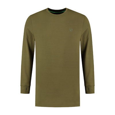 Korda Kore Thermal Long Sleeve Shirt Top All Sizes Coarse Fishing • 32.02£