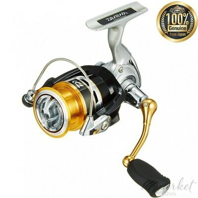 DAIWA Spinning Reel 16 Crest 2000 Fishing Genuine From JAPAN NEW • 55.86£
