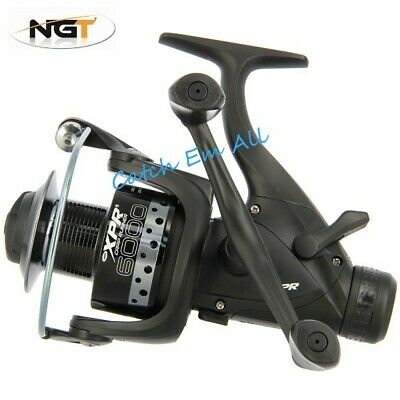XPR 6000 Deluxe Carp Fishing Free Runner Reels 10BB With Spare Spool • 24.95£