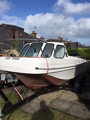17' Fast Fisher (dory) • 5,200£