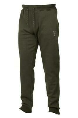 New Fox Collection Green Silver Joggers All Sizes - Carp Fishing Clothes  • 29.98£