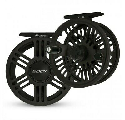 Ross Eddy 7/8 Fly Reel BRAND NEW @ Ottos Tackle World • 109.30£