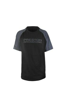 Brand New Preston Innovations 2019 Black T Shirt - All Sizes Available • 14.12£