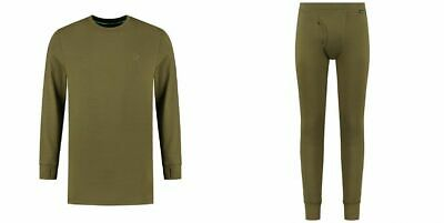 NEW Korda Kore Thermal Long Sleeve Shirt And Leggings Second Skin All Sizes  • 24.98£